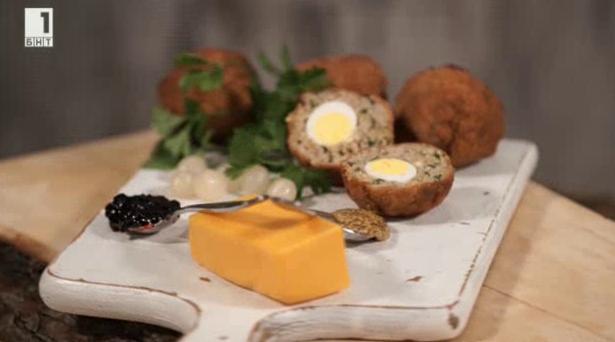Яйца по шотландски