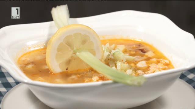 Рибена супа Уха