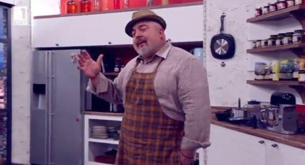 Бързо, лесно, вкусно - 12 ноември 2014: Качамак с дивечова капама