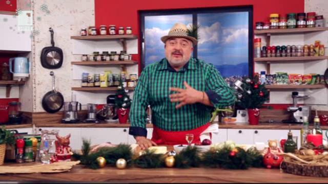 """Троянски свински кебап със сини сливи в """"Бързо, лесно, вкусно - 18.12.2014"""