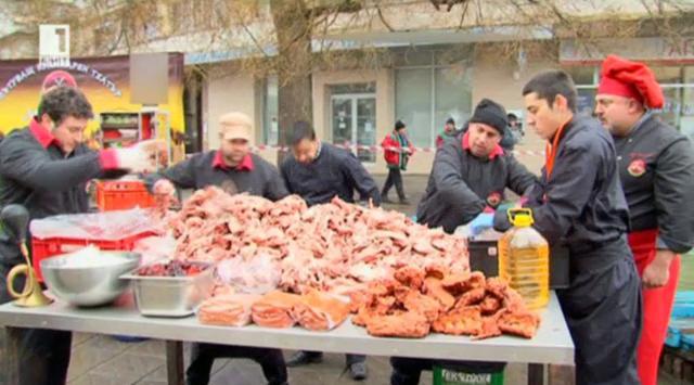 Фестивалът Сурва в Перник - Бързо, лесно, вкусно - 20 февруари 2014
