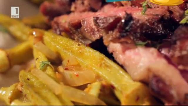 Бързо, лесно, вкусно - 2 октомври 2014: Бамя по гръцки