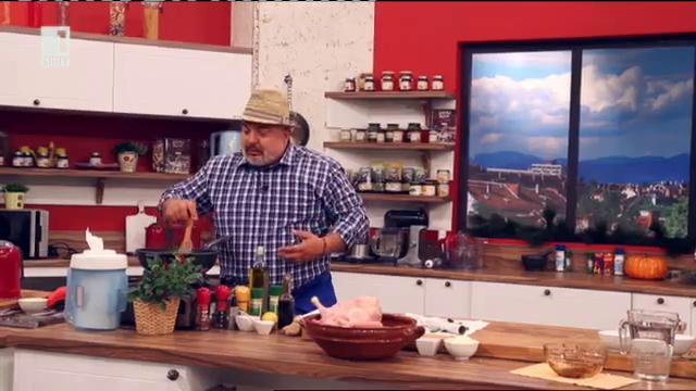 Пилешко роле със спанак и френска леща в Бързо, лесно, вкусно - 03.02.2015