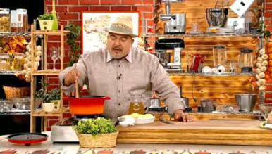 Чешка супа с картофи и кисело зеле, крем супа с пащърнак - Бързо, лесно, вкусно - 11.12.2013