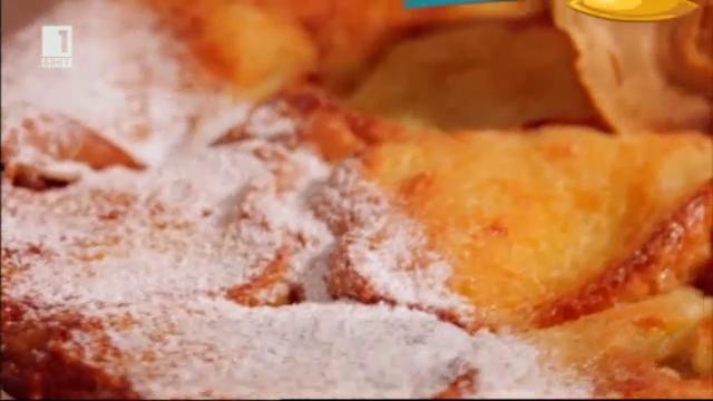 Бързо, лесно, вкусно – 13 октомври 2014: Ябълков бред пудинг