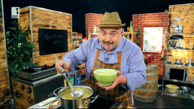 Царевична супа - Бързо, лесно, вкусно - 17 март 2014