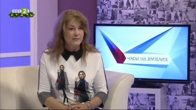 Ваня Гюдерова - гост в Часът на зрителите