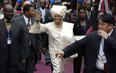 Защо демокрация?: Железните дами на Либерия