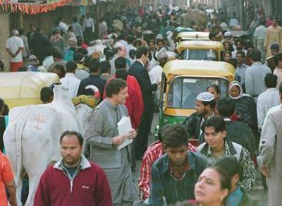 В търсене на хумор в мюсюлманския свят