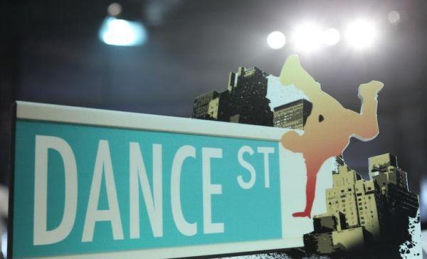 Денс стрийт - улични танци - 1 епизод