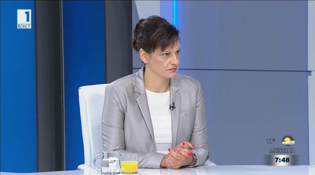 Дариткова: Плочев може да внесе промяна във функционирането на здравната каса