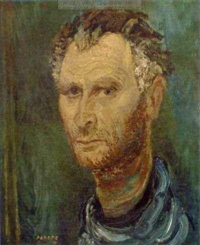 Давид Перец (1906 – 1982) в АЛЕФ