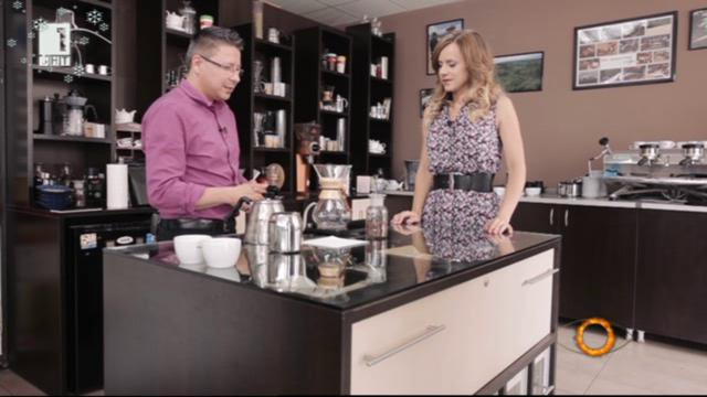 Как да си направим майсторски кафе с френска преса само че без френска преса?