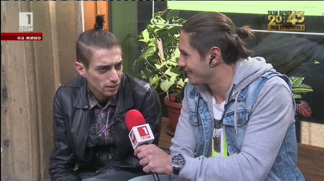 Новото лице на българското кино - Ованес Торосян