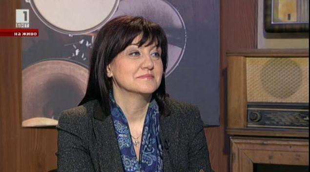 Цвета Караянчева: Стабилността на коалицията не стои на дневен ред