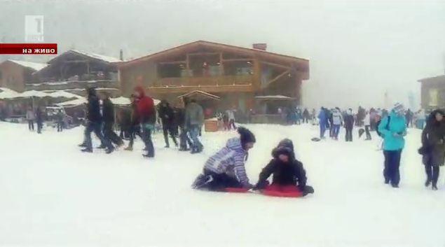 Световният ден на снега в Банско