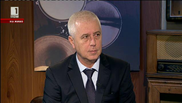 Реформата в здравеопазването - директорът на ВМА Николай Петров