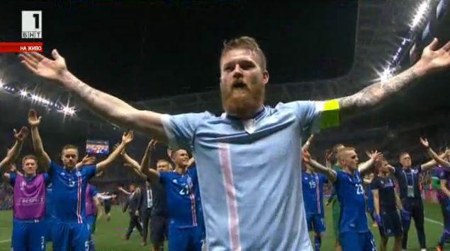 Чудото Исландия на Евро2016 - коментар на Айгир Сверисон