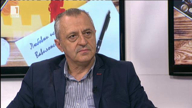 Проф. Валери Стефанов: Спешните мерки в областта на българското образование са повече от наложителни