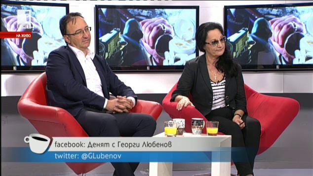 Криминална офанзива – коментират Анна Заркова и Роман Василев