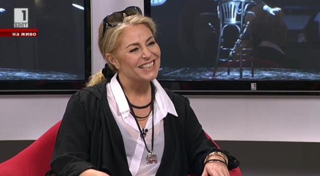Хилда Казасян с премиера на най-новата си песен