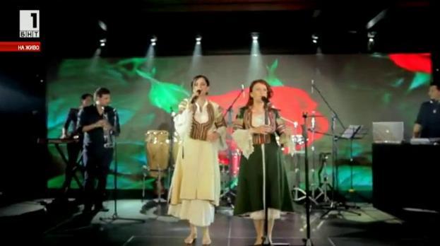 Нина Николина и Пендара с концерт в  Пловдив