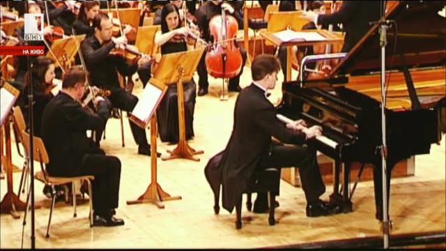 Георги Черкин – пианист с необичайно хоби