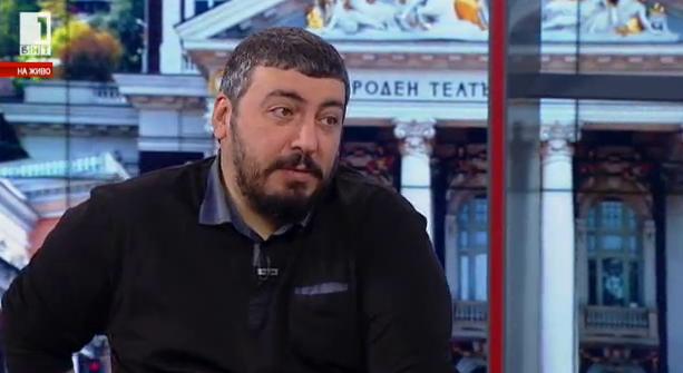 Актьорът Герасим Георгиев - Геро