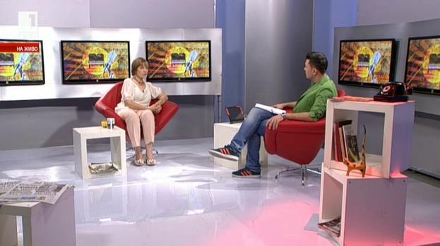 Музика без граници - разговор с певицата Йълдъз Ибрахимова
