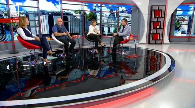 Седмични дискурси с Мира Радева, Румен Леонидов и Антоанета Христова