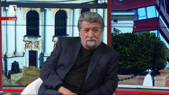 Вежди Рашидов: Когато станах министър бюджетът за театрите беше 48 млн., сега е 80 млн. лв.