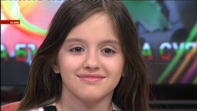 Лидия Ганева: Евровизия за мен е мечта