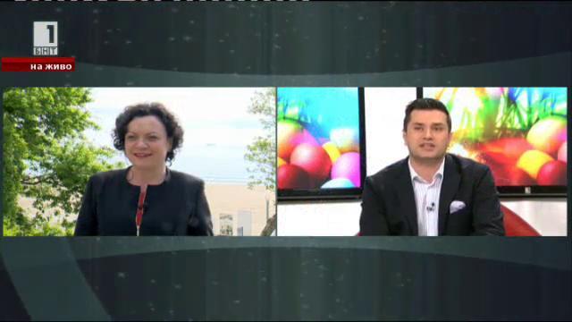 Министър Василева за проучванията в Черно море