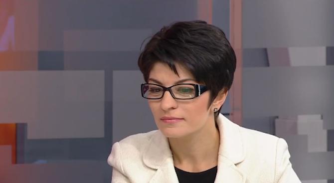 Управление и реформи - говори депутатът от ГЕРБ Десислава Атанасова