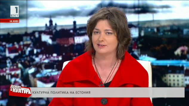 Диана Андреева: Естония е икономическо чудо