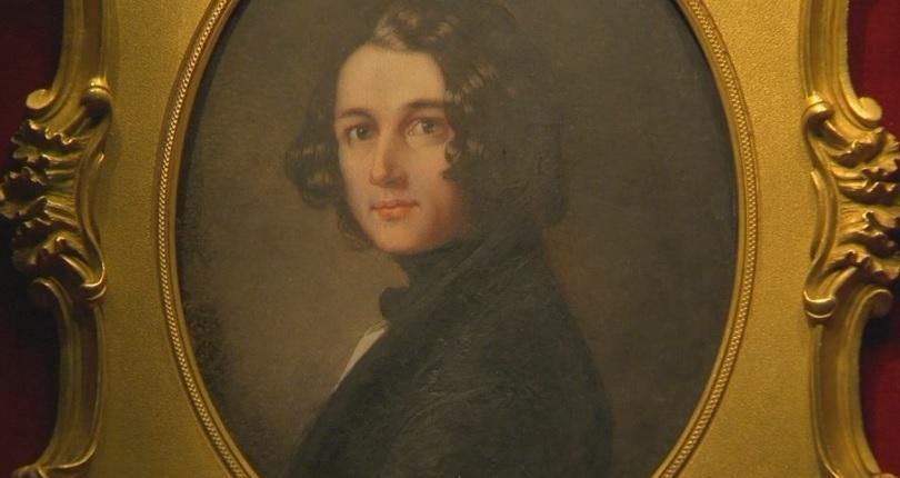 Изгубеният портрет на Дикенс