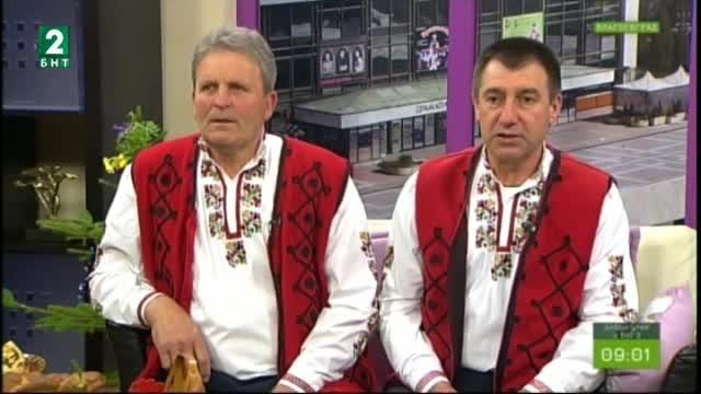 Добро утро с БНТ2, излъчванe от Благоевград – 09.04.2018г.