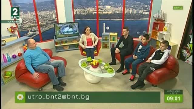 Добро утро с БНТ2, излъчванe от Варна – 21.02.2018г.