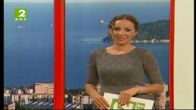 Добро утро с БНТ2, излъчванe от Варна – 1 октомври 2014