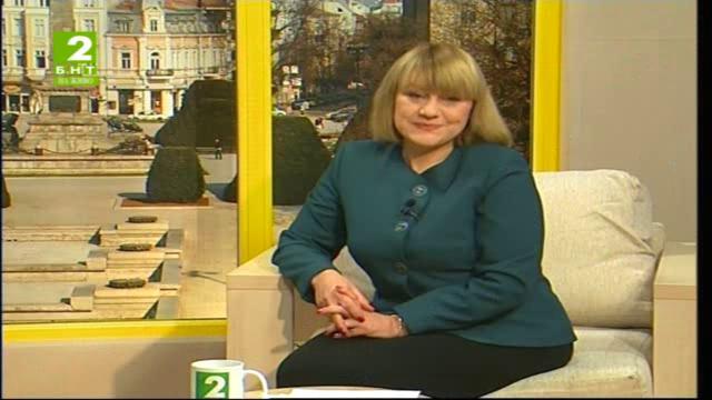 Добро утро с БНТ2, излъчванe от Русе – 7 ноември 2014