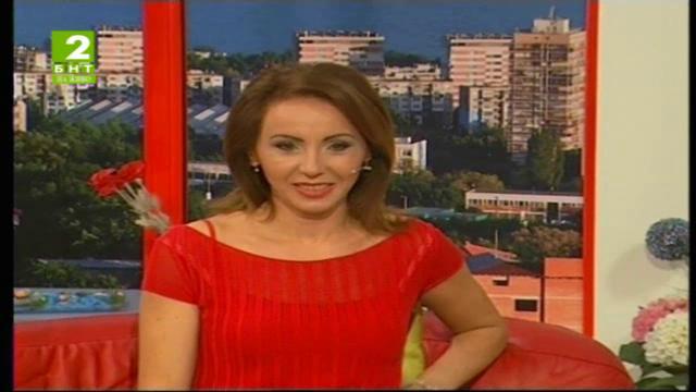 Добро утро с БНТ2, излъчванe от Варна – 29 октомври 2014