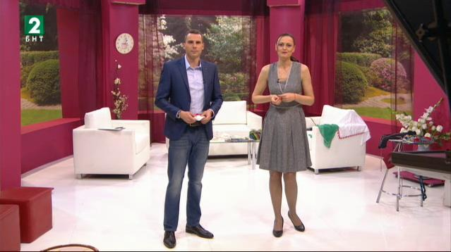 Добър ден с БНТ2: Магията на българското хоро. Тенисът и децата