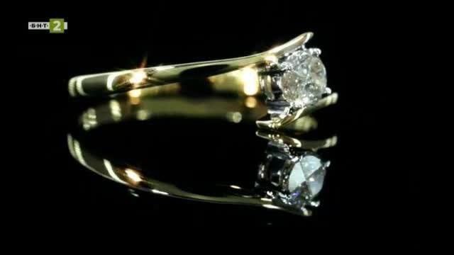 Тенденции при диамантените бижута