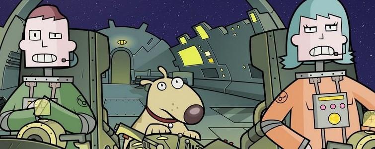 Космически кораб Догстар