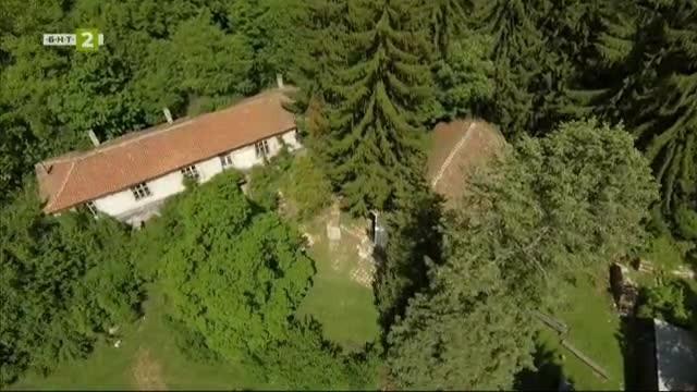 Храмовете и манастирите на Бухово