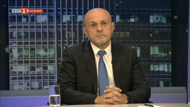 Томислав Дончев: Трябва да бъде променен институционалният ред