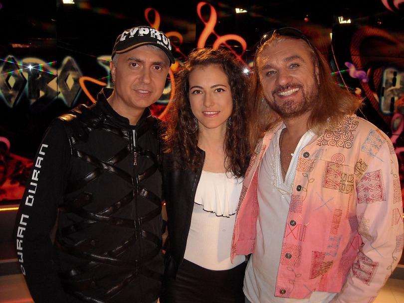 снимка 1 Певицата Натали Ангелова и дуото Мартина и Коцето Калки в Ново 10 + 2
