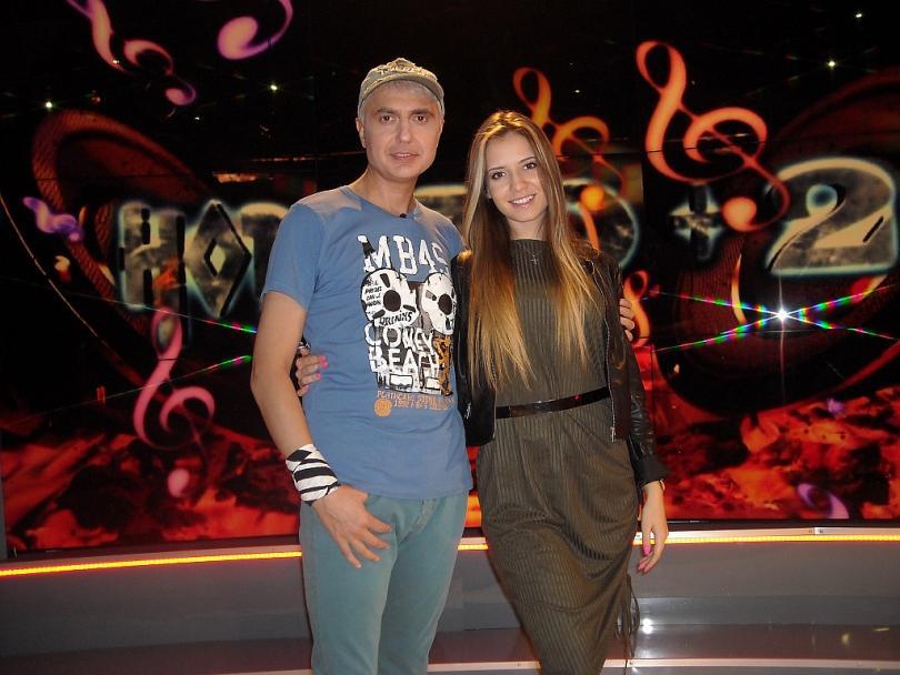 снимка 1 Памела Калоянова и Нелина Георгиева в НОВО 10+2