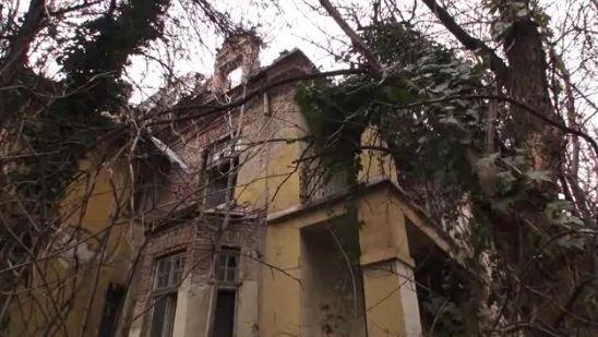Духове в старите къщи на София