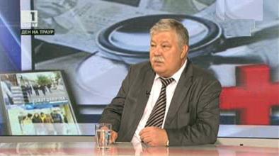 Стоян Тонев: Да възобновим минно-спасителните служби
